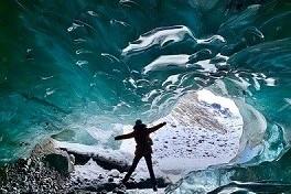 追光者冰川徒步