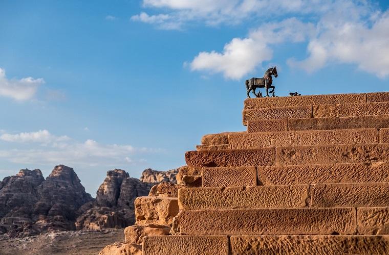 碧山旅行-约旦旅游-世界遗产佩特拉