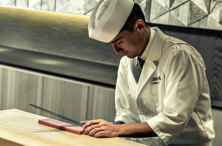 碧山旅行-慢享米其林星级寿司