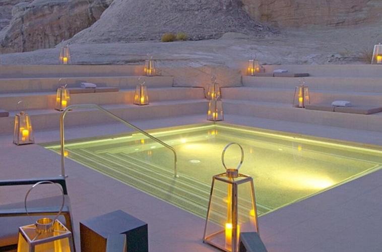 碧山旅行-赏沙漠美景,享受唤醒身心的水疗