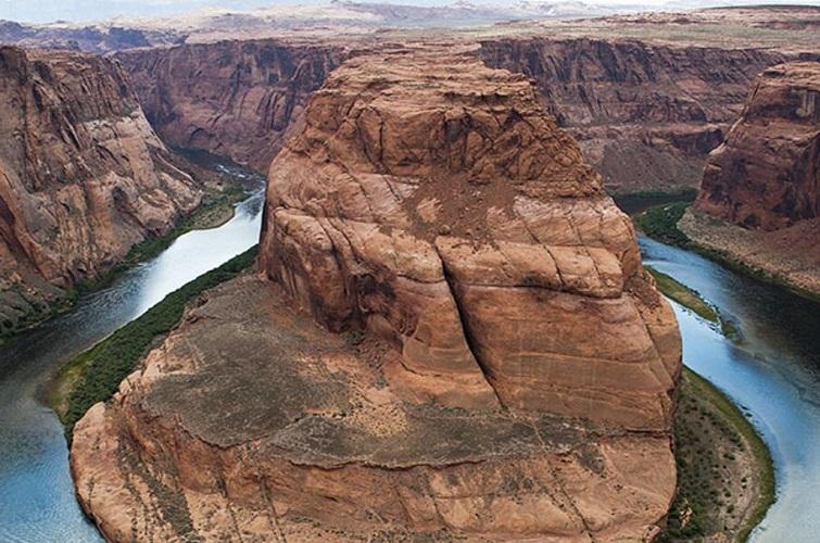 碧山旅行-乘热气球,俯瞰壮丽峡谷