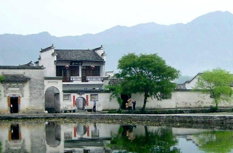 碧山旅行-安徽旅游-感受徽派建筑魅力