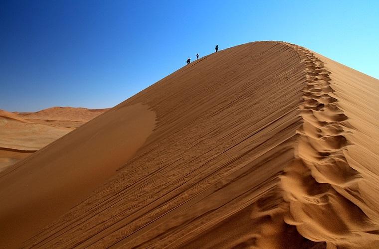 碧山旅行-探索地球上最古老的沙漠之一
