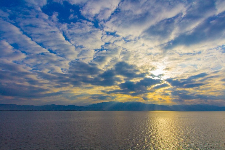 碧山旅行-大理旅游-苍山洱海尽在眼前