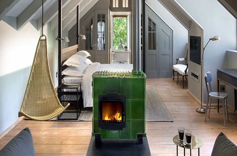 碧山旅行-温暖舒适的卧室