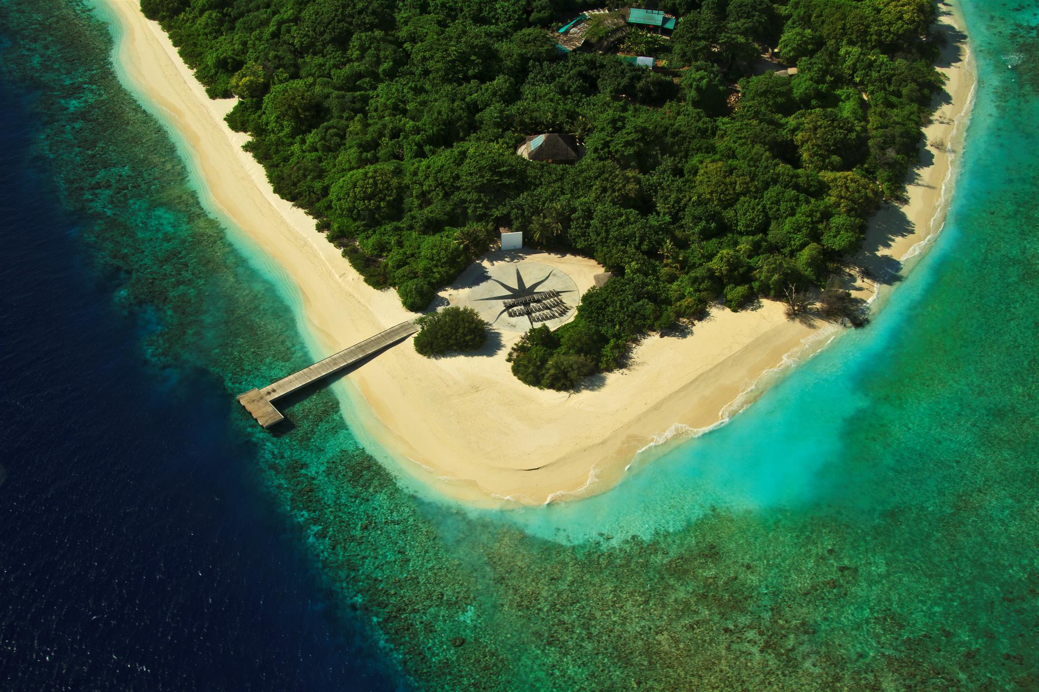 是马尔代夫最大的岛屿之一