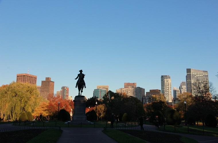 碧山旅行-美国旅游-波士顿