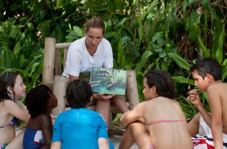 碧山旅行-加入到学习自然的课程中