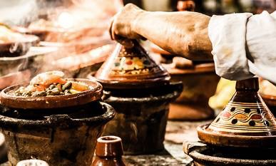 碧山旅行-非洲旅游-摩洛哥特色菜肴