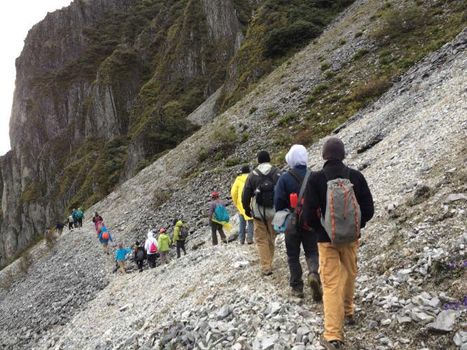 碧山旅行-高原徒步