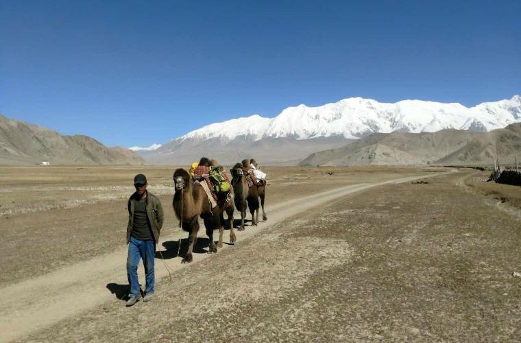 碧山旅行-藏区旅游-与牧民一起