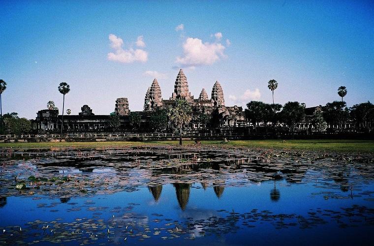 碧山旅行-柬埔寨旅游-吴哥窟