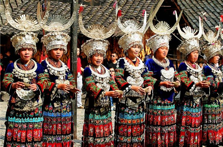 碧山旅行-领略苗族特色文化