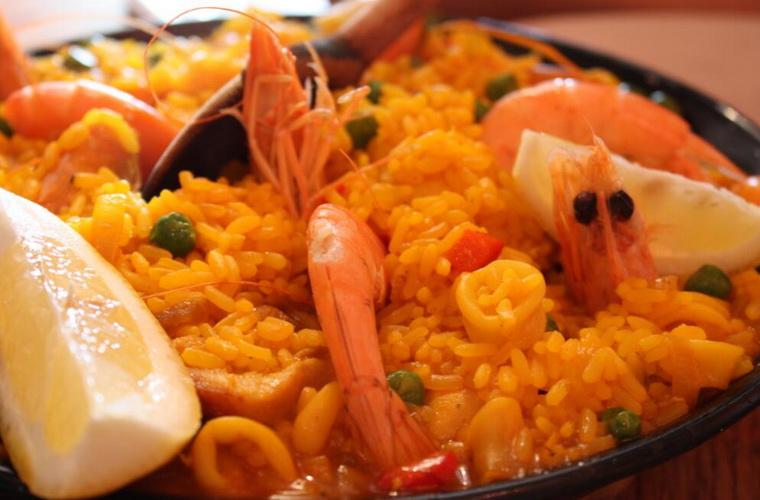 碧山旅行-品尝西班牙美食