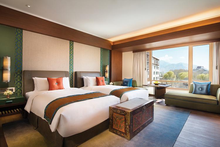 碧山旅行-优雅舒适的客房环境