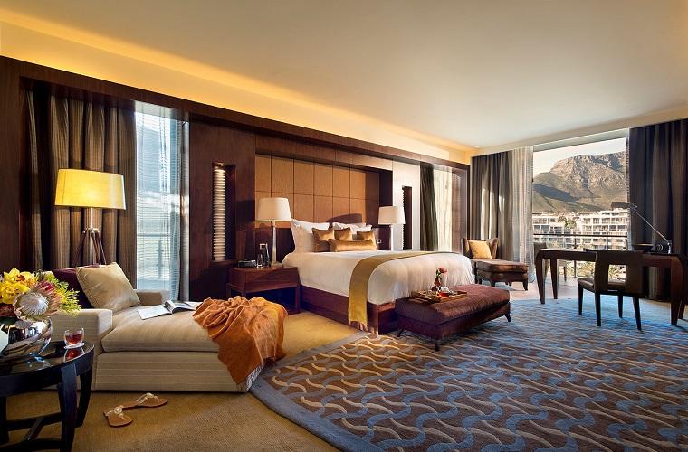 碧山旅行-非洲旅游-开普敦最宽敞的房间
