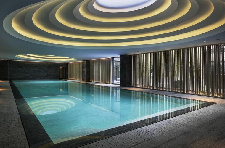 碧山旅行-酒店泳池