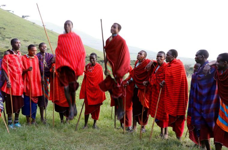 碧山旅行-肯尼亚旅游-体验神秘的马赛文化