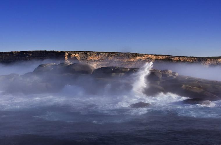 碧山旅行-澳洲旅游-在袋鼠岛的悬崖海岸感受世界尽头的孤寂