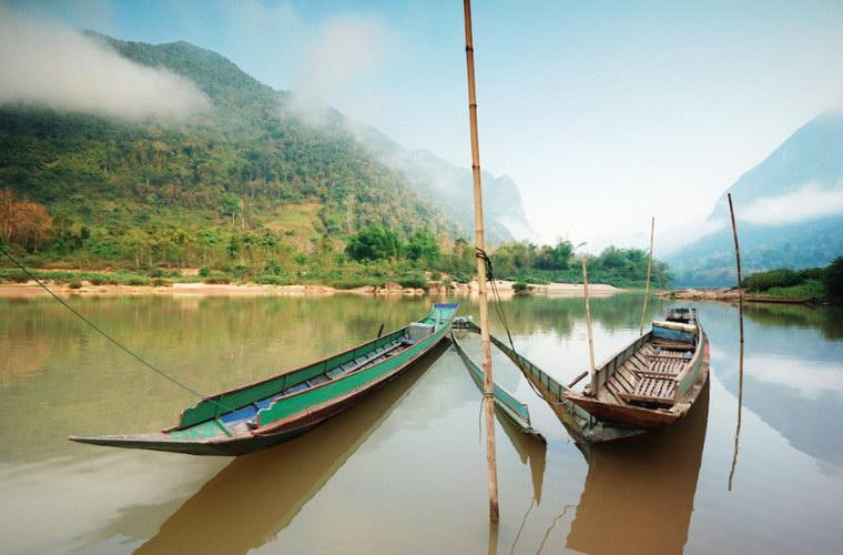 碧山旅行-老挝旅游-体验老挝的徒步路线