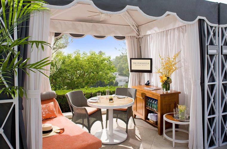 碧山旅行-洛杉矶比弗利半岛酒店