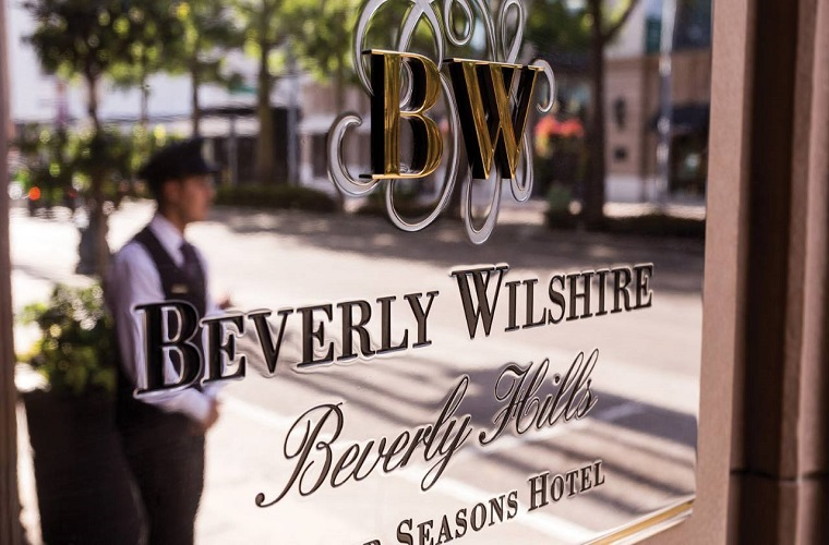 碧山旅行-洛杉矶比弗利威尔希尔酒店
