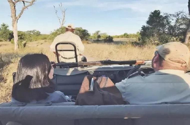 我能想到最酷的事,是和你一起去 Safari!