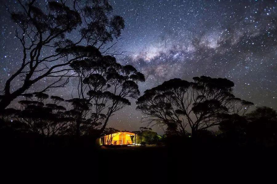 这次想和你聊一聊我们澳洲的营地。